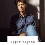 洗練された大人デニム『upper hights/アッパーハイツ』の新作カットオフデニム