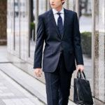 【就活はバッチリ体型に合ったスーツで!】リクルートスーツをオーダーでセレクト!