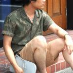 【SCOTCH&SODA新作】アロハシャツで大人のリラックスコーデ!
