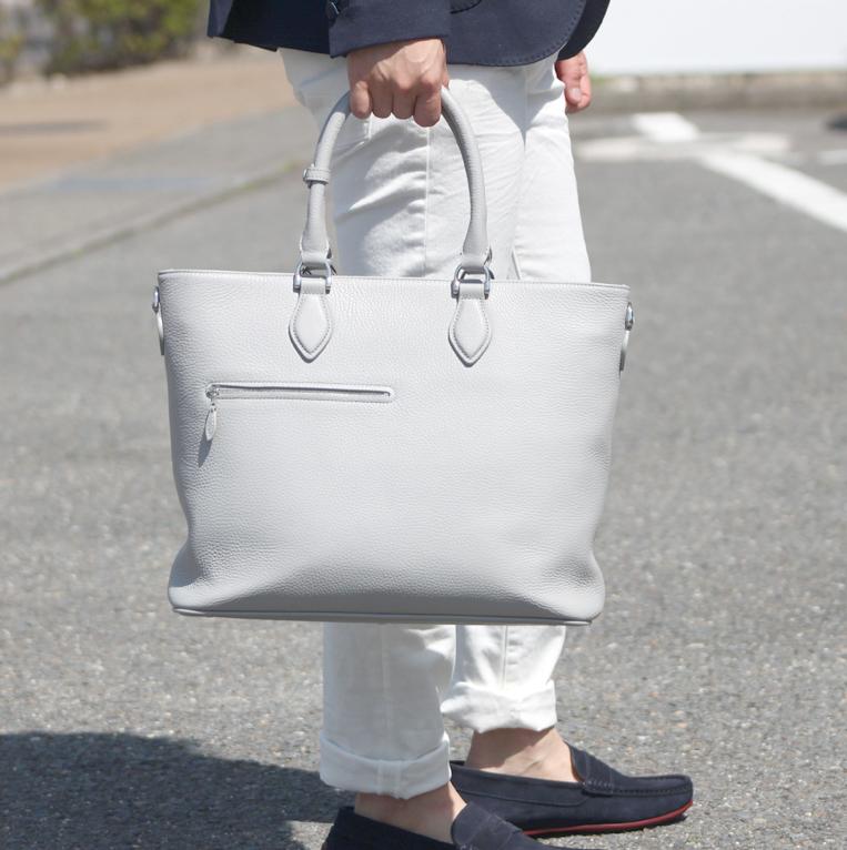 GALLERIANT/ガレリアントのレザートートバッグ