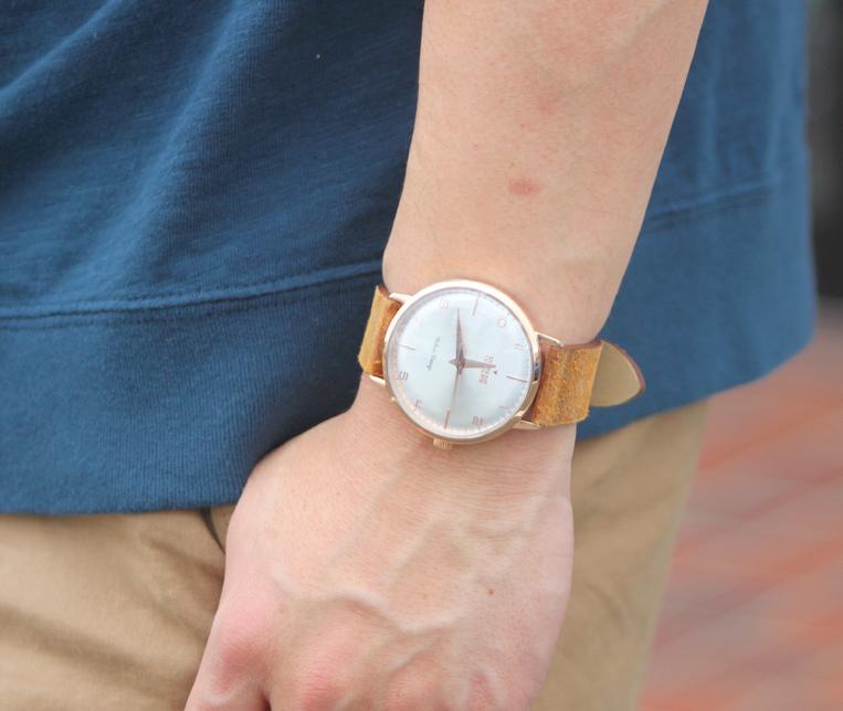 FONDERIA/フォンデリアの腕時計