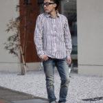 春のコーディネートはユニークな国産デザインシャツで決まり!!