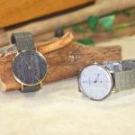 天然木を使用したWE WOOD/ウィーウッド新作木製腕時計が入荷!