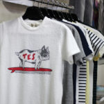 待望の新作が入荷!TES/The Endless summerのTシャツ紹介☆