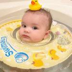 SWIMAVA(スイマーバ)出産祝いに♥インスタで人気のベビー浮き輪