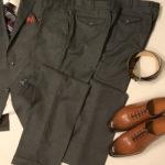 【2パンツがオススメ!】オーダーでビジネススーツを作るなら2パンツスーツで
