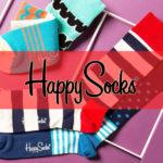 ギフトに人気!【Happy Socks | ハッピーソックス】みんなを元気にする靴下