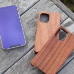 木製スマホケース|最新iPhone対応の日本製スマホケースのレビュー