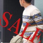 【Winter Sale!】ラクしてお洒落に!一枚でサマになるニット特集!