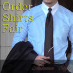 オーダーシャツがお得に買える!Shunaオーダーシャツフェア